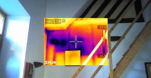 A quoi sert la thermographie infrarouge ?