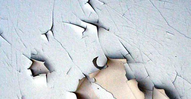 Une solution écologique pour supprimer les peintures au plomb !