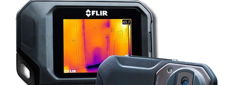 Caméra thermique de poche FLIR C2
