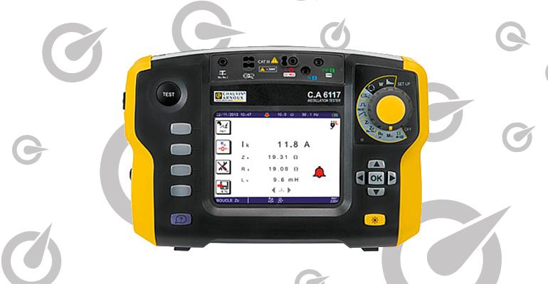 Controleur installations multifonction NFC15-100 FDC16-600 ecran couleur