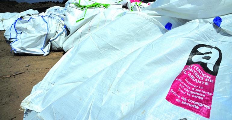 Recy Amiante la solution cle en main pour la gestion des dechets