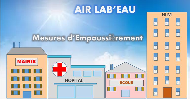 airlabeau prelevement air