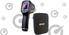 thermometre a image thermique FLIR TG165 PACK