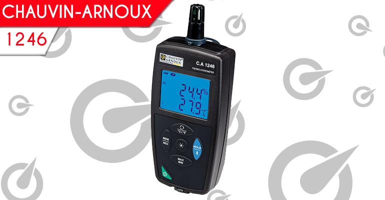 Thermo-hygrometre-CHAUVIN-ARNOUX-CA1246