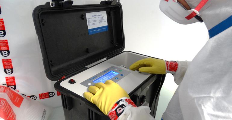 AC-SPerhi est le seul fabricant accrédité par le Cofrac pour la réalisation d'étalonnage en débitmètrie gazeux.