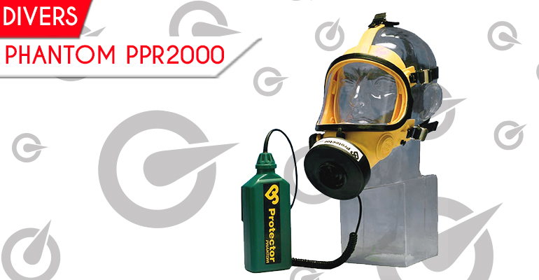 DIVERS-PHANTOM PPR2000