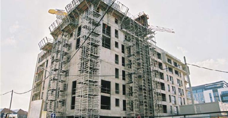 Plan de travaux d'économies d'énergie pour les immeubles en copropriété