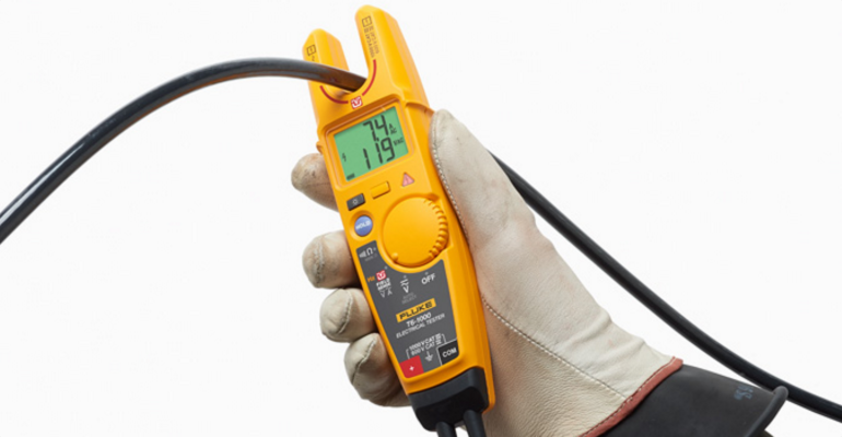 Le testeur électrique sans contact T6-1000