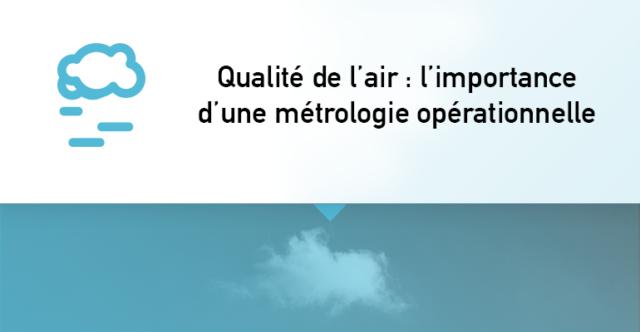 Analyse de la qualité de l'air dans les ERP : l'importance d'une métrologie réellement opérationnelle