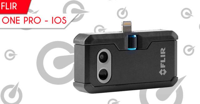 Flir One pro : Mini caméra thermique