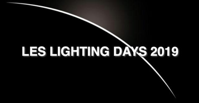 Lighting Days, l'événement de référence de l'éclairage : rendez-vous du 13 au 15 février à Lyon