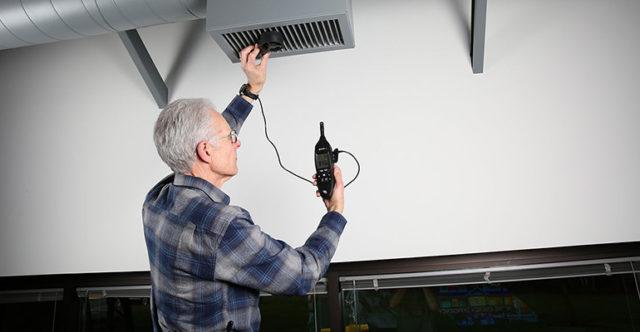 FLIR annonce la sortie d'un nouvel appareil de mesures environnementales pour les installations CVC/R