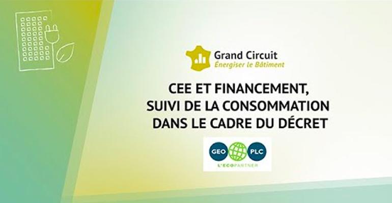 CEE et financement : suivi de la consommation dans le cadre du décret Tertiaire