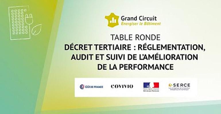 Décret Tertiaire : réglementation, audit et suivi de l'amélioration de la performance