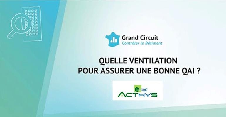 Quelle ventilation pour assurer une bonne qualité de l'air intérieur ?
