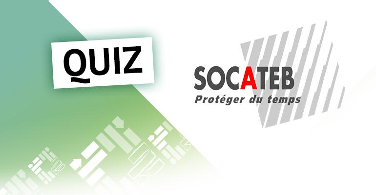Quiz : connaissez-vous Socateb ?