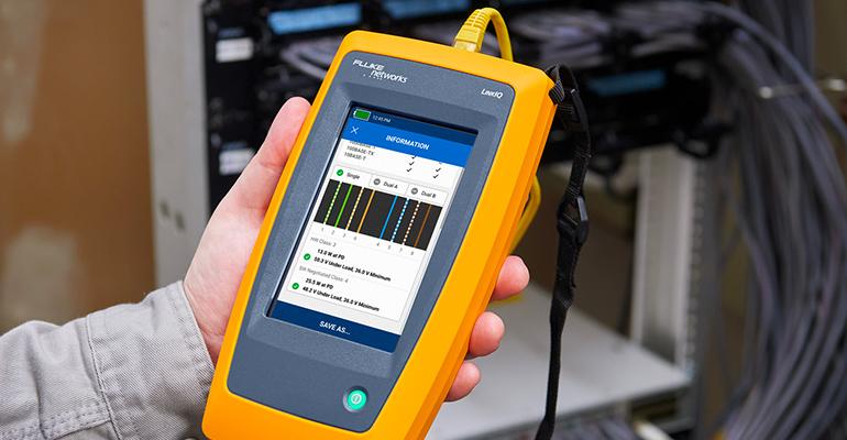 Tests de câbles : simplifier le dépannage réseau