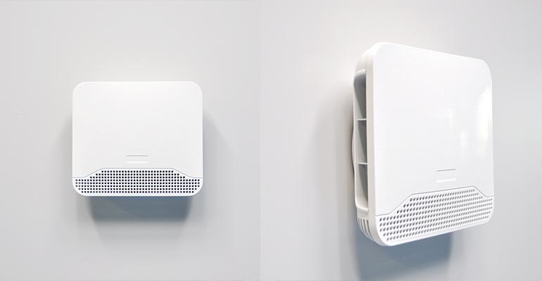 Ventilation : la première entrée d'air de filtration haute performance dédiée à la rénovation