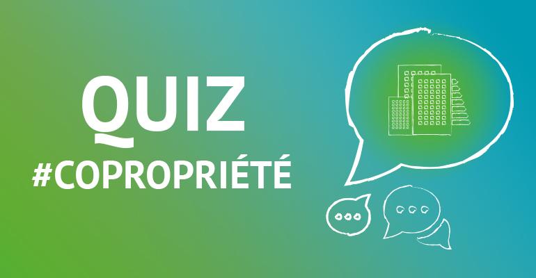Quiz Rénovation des Copropriétés – évaluez vos connaissances!